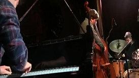Sam Leak Trio at The Vortex. London Jazz Festival 2017.