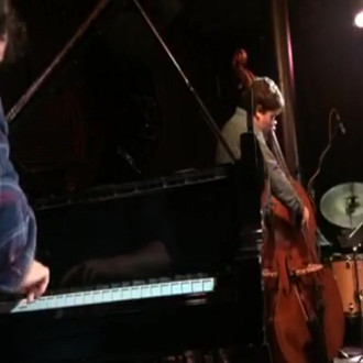 Sam Leak Trio at The Vortex  London Jazz Festival 2017