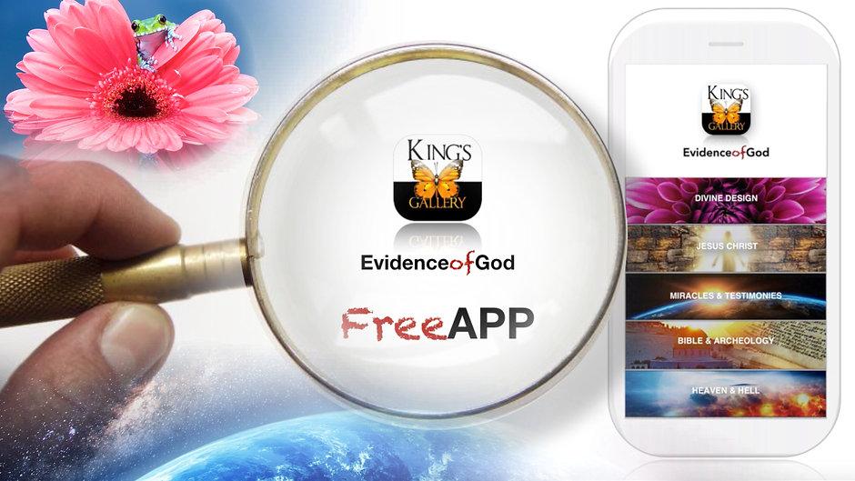 Evidence of God APP