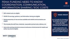 _Maximizing Federal Assistance_ Seeking, Obtaining and Using CARES Act & Federal Assistance Funds