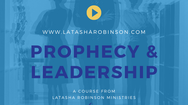 Prophecy and Leaders