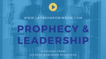Leadership Series-Prophetic Teams