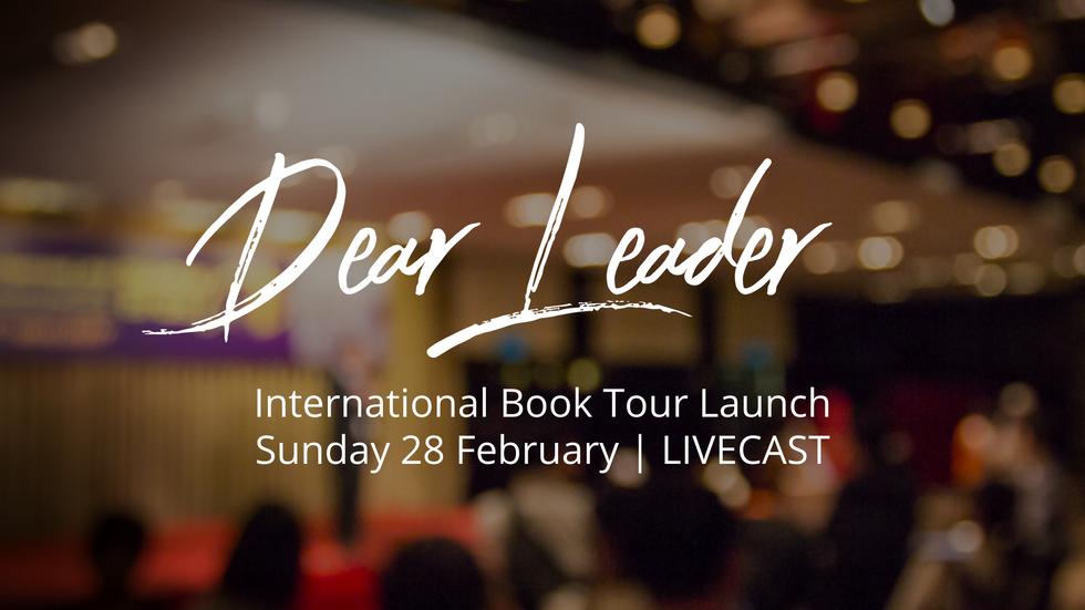 Dear Leader International Book Tour Launch