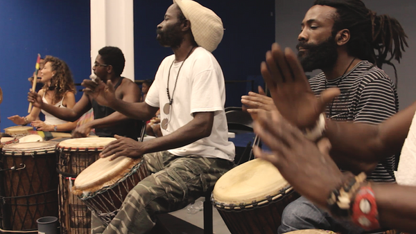 Drum & Dance Folklore Series: Nko Fallou Fall Senegal & Mali Workshop Series
