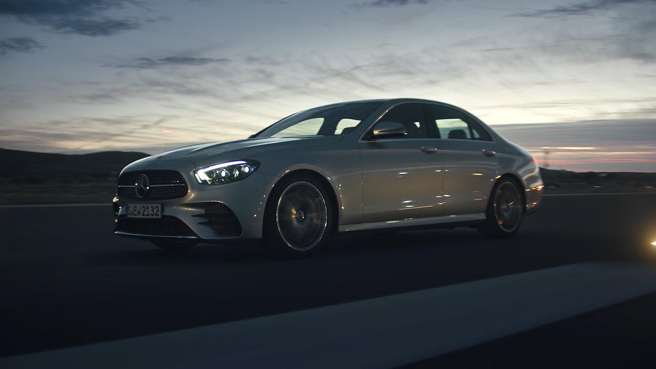 Mercedes - E-Klasse Limousine