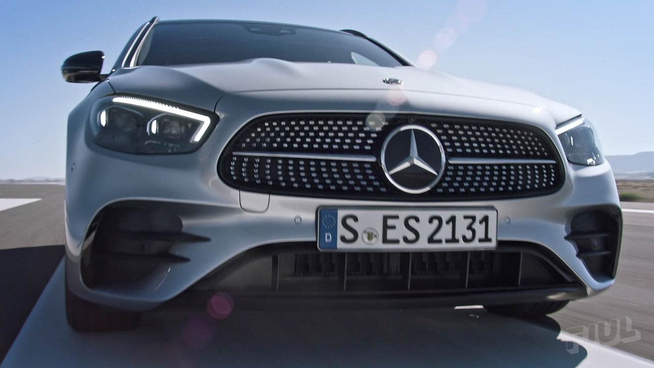 Mercedes - E-Klasse T-Modell