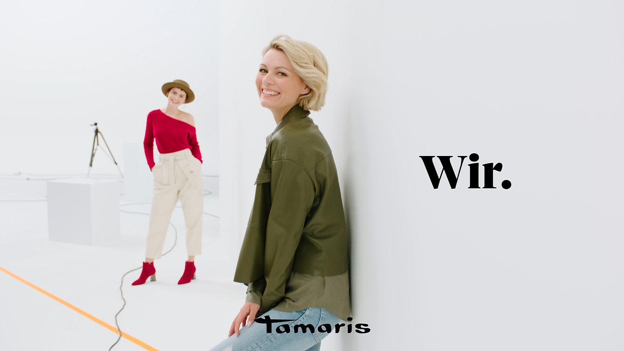 Tamaris - wer bist du