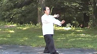Third Section - Wu Ji Jing Gong Form