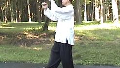 Second Section -Wu Ji Jing Gong Form