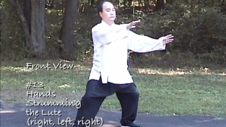 Wu Ji Jing Gong Tai Chi Form