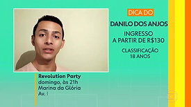 Revolution no Programão - Globo