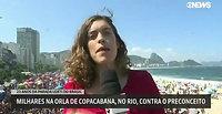 Pepita - Globo News