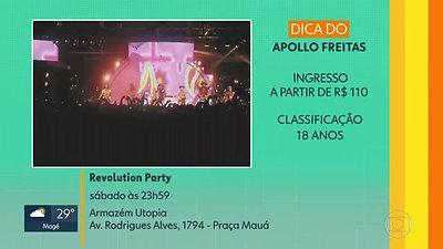 Revolution - Dica do telespectador TV Globo