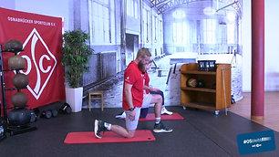 Fitnessvideos für die Neue Osnabrücker Zeitung