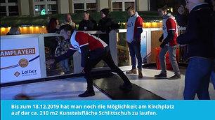 Bramscher Eisvergnügen für die Neue Osnabrücker Zeitung