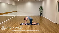 Free Form Yoga Flow-Intermediate to Advanced
