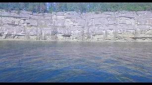 Valdes Island - Rock Cliffs