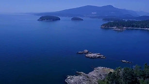 Worlcombe Island - Howe Sound