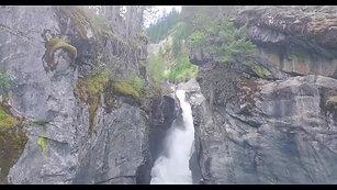 Nairn Falls - Whistler BC