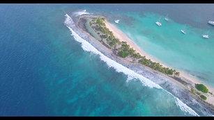Caribbean - Sandy Island