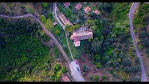 Italy - Mountaintop Monastary