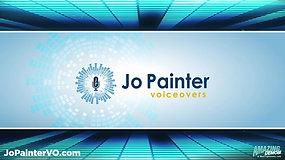 Jo Painter Commercial Demo