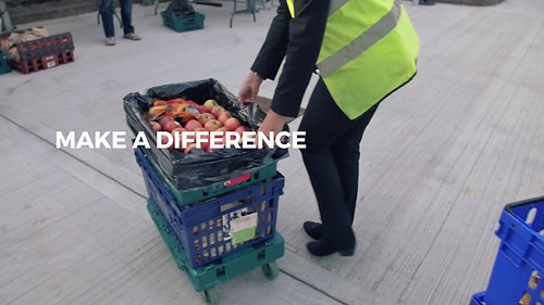 Shrewsbury Food HubMaking a Difference