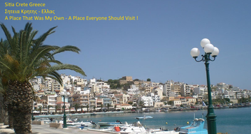 Sitia - Sights & Attractions !
