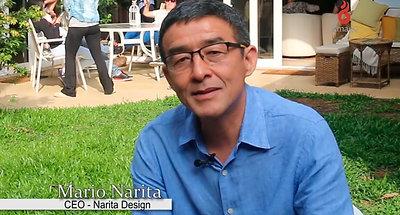 Mario Narita, depoimento