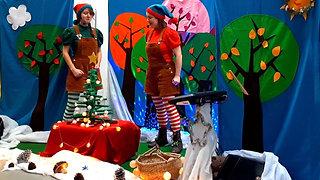 Mon Petit Sapin, spectacle de Noël, Petite Enfance