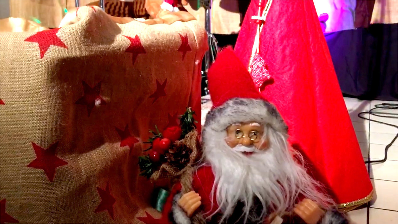 La lettre secrète du Père Noël