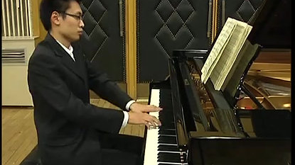 Chopin Scherzo no 1 op 2