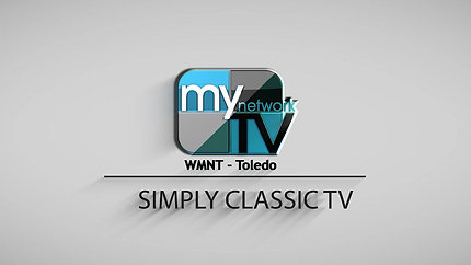 My Tv Logo Reveal