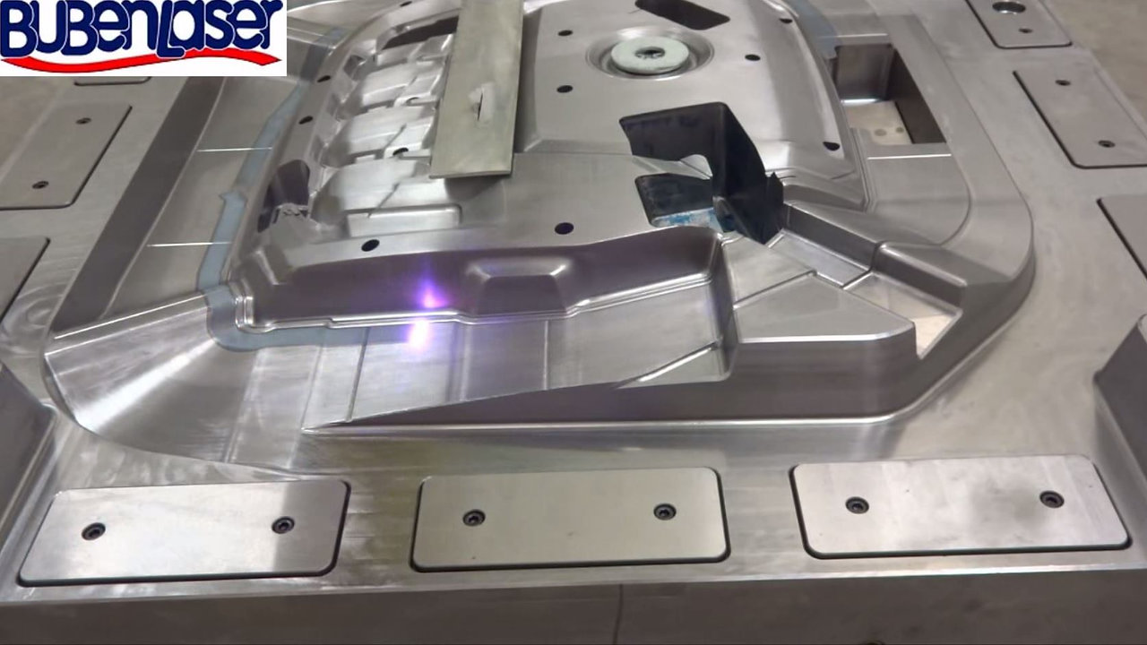 BBL - Tech Channel - Injection Moulding / Pressure Moulding