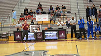 Pearland Basketball Pic Tribute - Pearland HS Basketball Classic Picture and Cameron Juniel MVP Award Dedication
