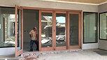 Quad Folding Door