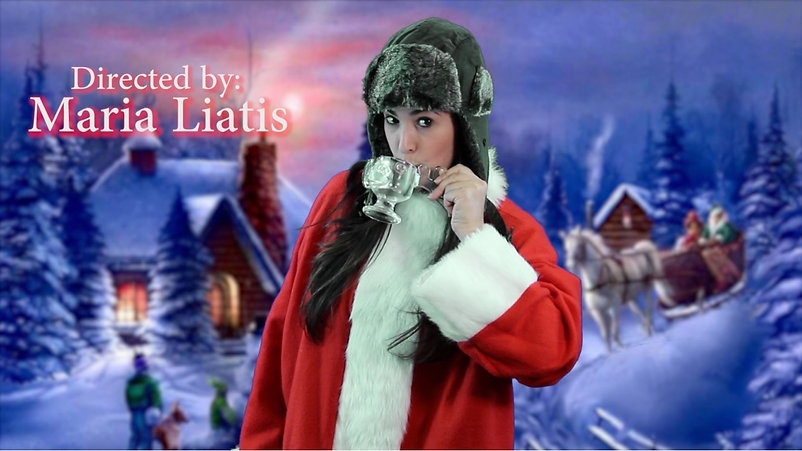 Maria Liatis - Comedy Projects