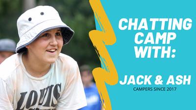 Jack & Ash: Camp interview