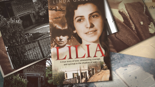 Lilia—A True Story of Love, Unwavering Courage, and Survival in the Shadow of War