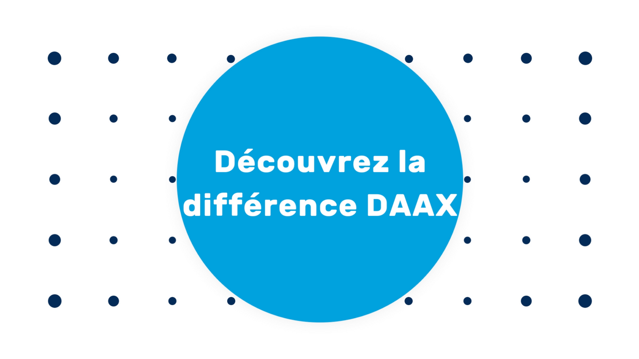 DAAX GROUP - Notre offre
