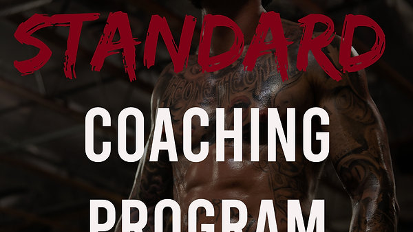 4 week fitness program