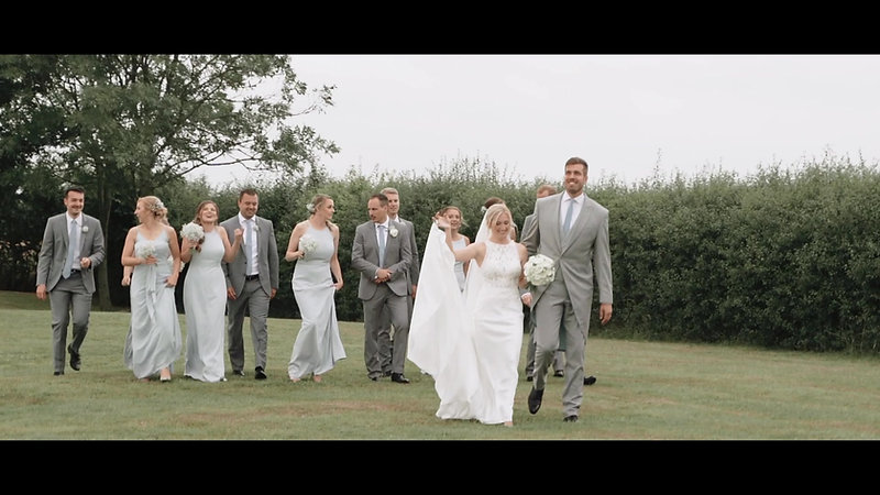 Benjamin & Louise's Wedding (Reece Chapman Weddings)