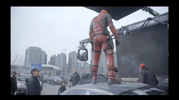 DEADPOOL Behind the Scenes EPK