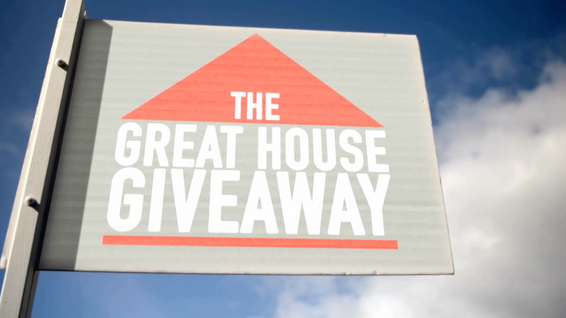 NBCUniversal | The Great House Giveaway Format Promo