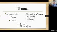 Connect and Learn Shiatsu and PTSD