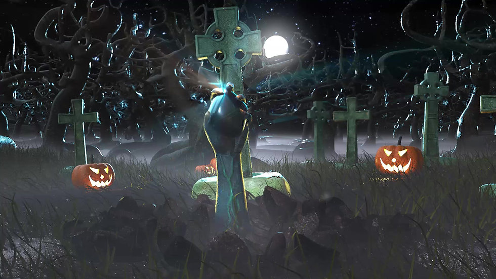 Black Onyx Halloween Promo