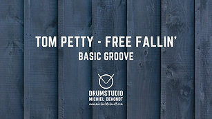 Tom Petty - Free Fallin' (Basic Groove)