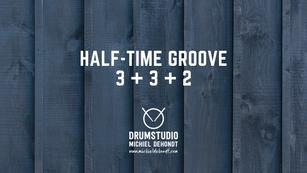 Half-Time Groove 3+3+2
