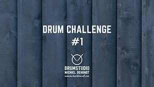 Drum Challenge #1