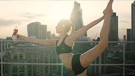 FreshBe 'Yoga' #LiveBeyondLimits